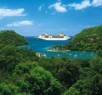 Costa Rica Cruise Ship